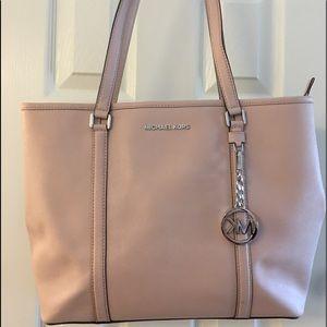 Michael Kors Blush Shoulder Bag